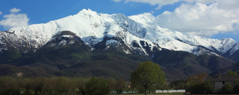 Scopri le montagne